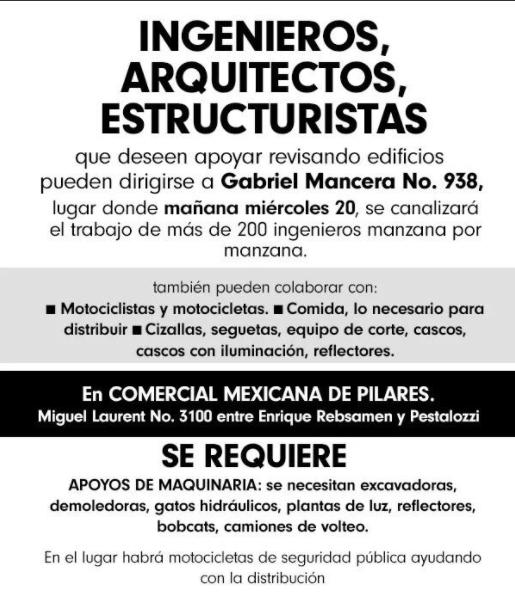 CDMX Ingenieros Arquitectos Estructuristas