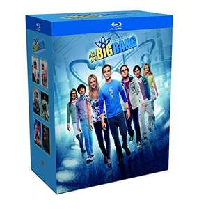 Amazon: BR-La Teoria del Big Bang Temp 1-6