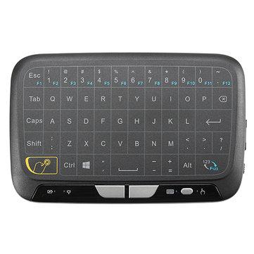 BangGood: Mini Teclado Inalámbrico 2.4GHz Touchpad