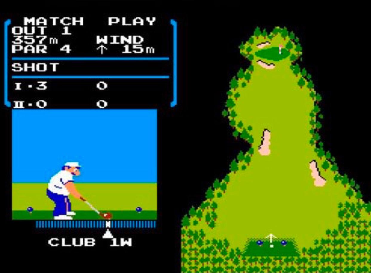 NINTENDO SWITCH: Juego NES Golf gratis para todos los usuarios NSwitch