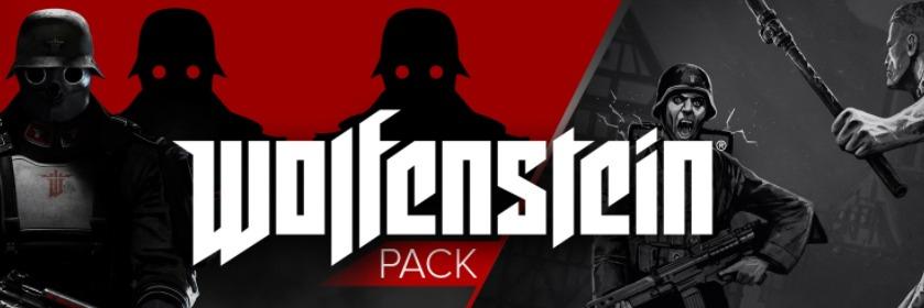 Bundle Stars: Wolfenstein Pack (Star Deal) (PC) (STEAM)