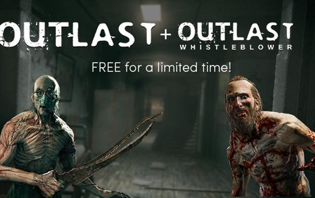 Humble Bundle: Outlast Deluxe Edition Gratis