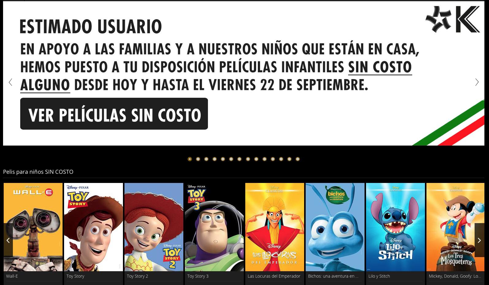 Cinépolis Klic: ofrece películas gratis para los niños tras el sismo