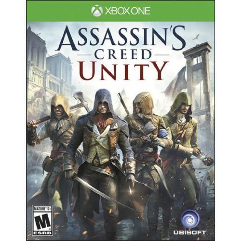 Assassin's Creed Unity + Black Flag para Xbox One (digital) 30 dólares