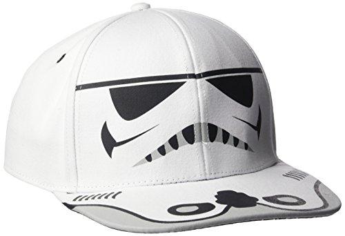 Amazon: Gorra snapback Star Wars Stormtrooper unitalla. Aplica prime.