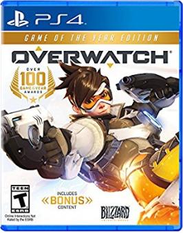 Amazon: Overwatch GOTY Edition para Xbox One y PS4