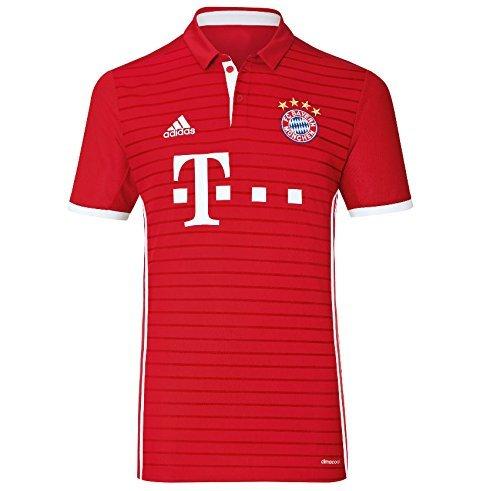 Amazon: Playera Adidas Bayern Munich 2016-2017 Talla G (Aplica Prime)