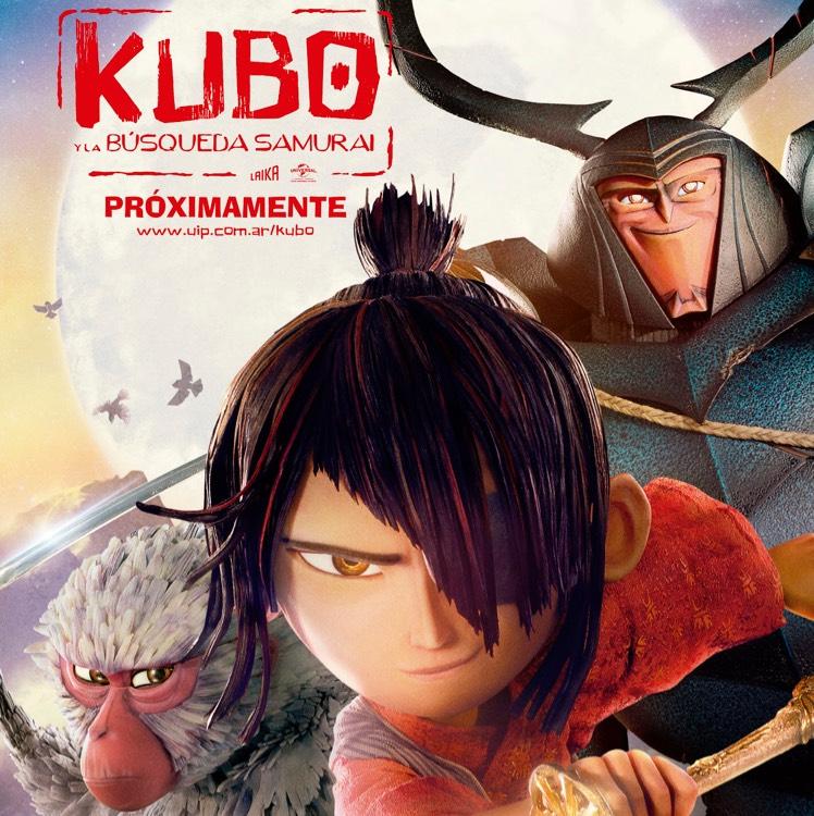iTunes: Kubo y la Búsqueda Samurai