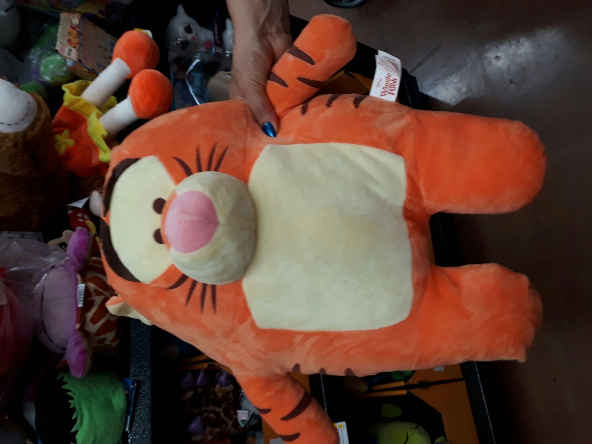 Walmart: Muñecos de winnie pooh a $155.02
