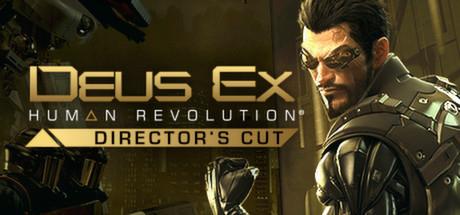 Steam: Deus Ex: Human Revolution - Director's Cut (-80%)