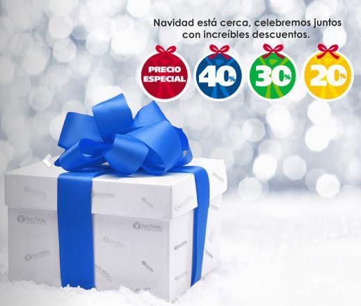 Folleto de ofertas Farmacias San Pablo del 4 al 10 de diciembre
