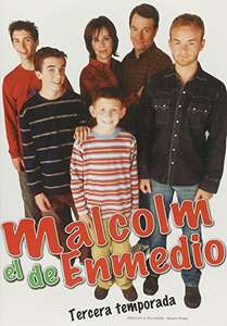 Amazon: Malcolm El de Enmedio temporada 3 DVD