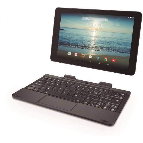 """Chedraui: Tablet 10"""" RCA con teclado 32GB"""