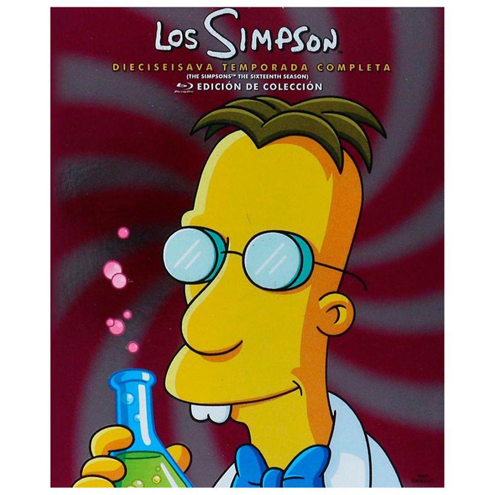 Elektra en línea: Los Simpsons DVD temporada 16