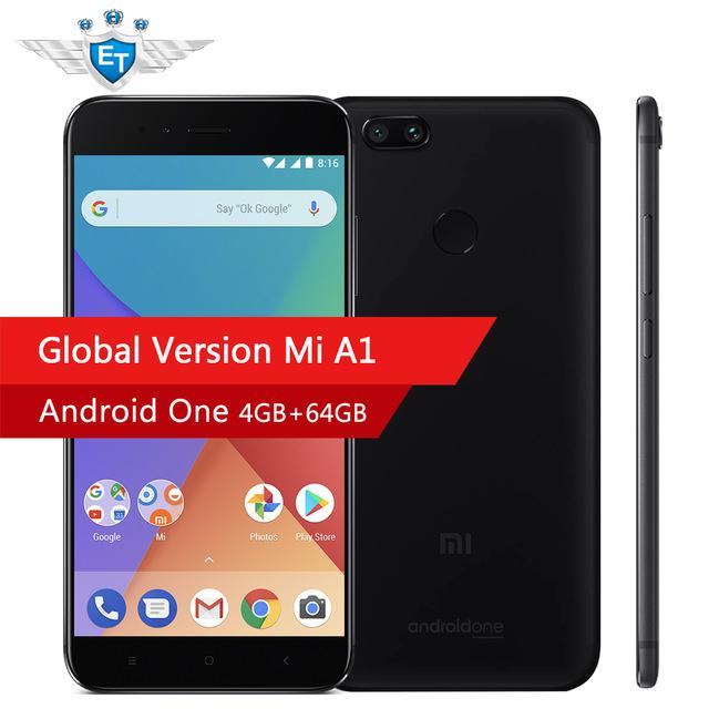 AliExpress: Xiaomi Mi A1 Version Global Color Negro