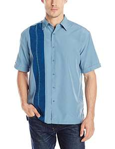 Amazon: Camisa Havanera talla CH