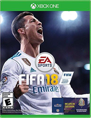 Amazon: FIFA 18 + Blackpass - Xbox One - **edicion estandar**