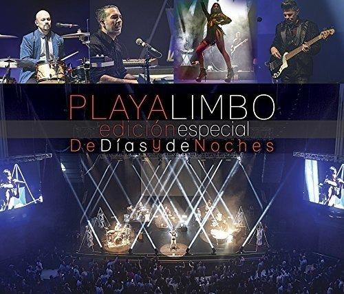 Amazon: Playa Limbo De Días y de Noches (Edición Especial) CD+DVD (Con prime)
