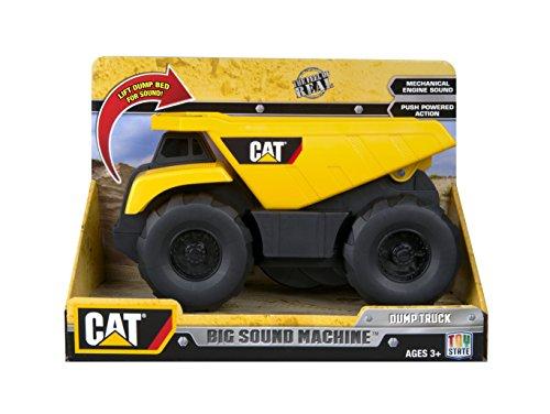 Amazon: Juguete Caterpillar Excavator Big Sound Machine (Aplica Prime)