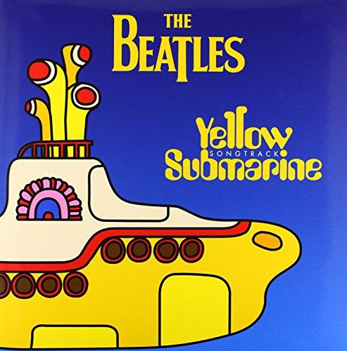 Amazon: The Beatles Yellow Submarine Vinyl