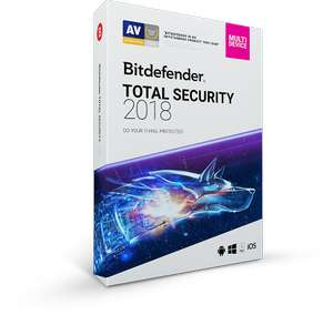 Bitdefender: Total Security por 3 meses GRATIS!