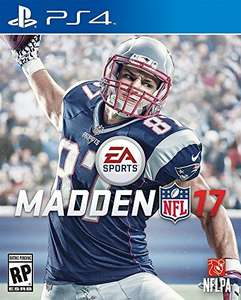 Amazon Prime: Madden NFL 2017 - PlayStation 4 - Standard Edition