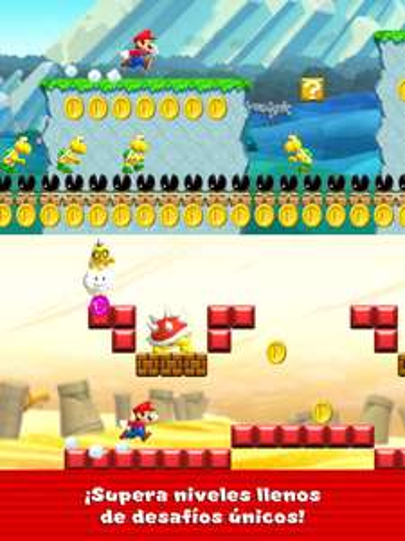 App Store: Super Mario run