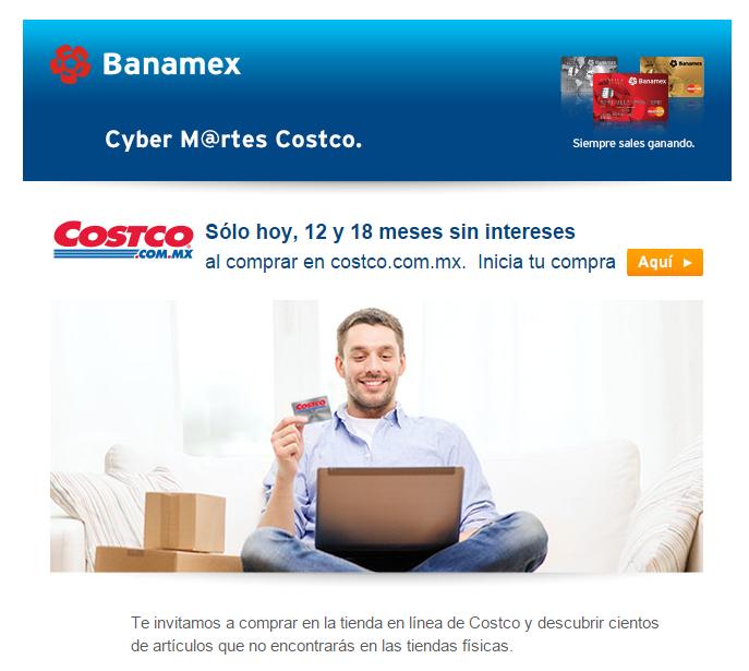 CyberMartes Costco