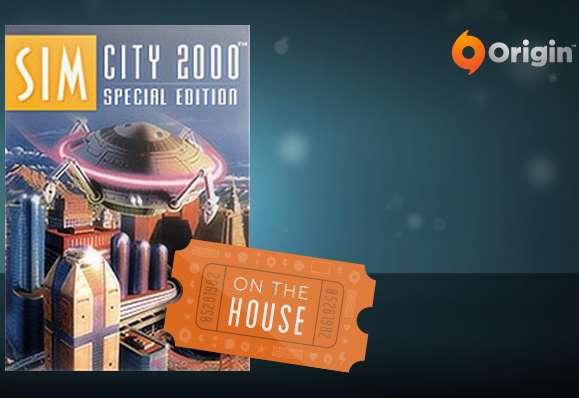 Origin: SimCity 2000 gratis