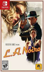 Amazon: L.A. Noire para Nintendo Switch en Oferta
