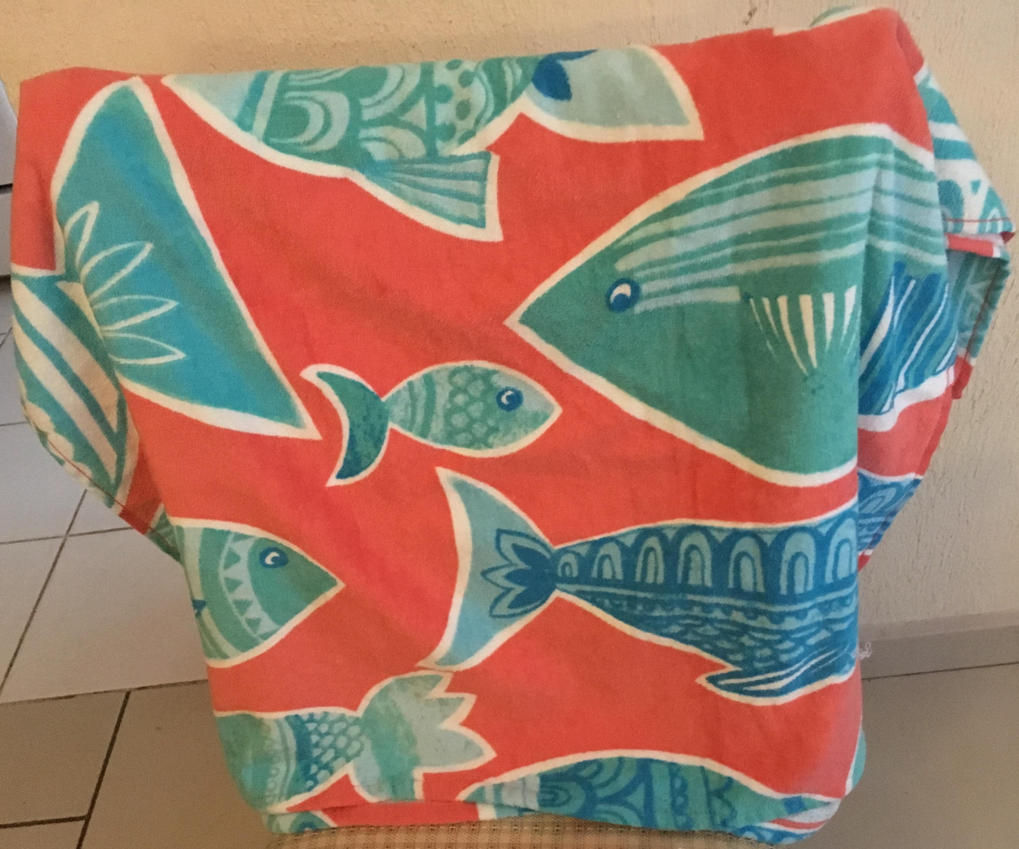 Walmart Metepec EDOMEX: toalla de playa $17.01