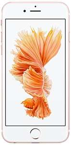 Amazon: Iphone 6S PLUS 16 GB Gold rose
