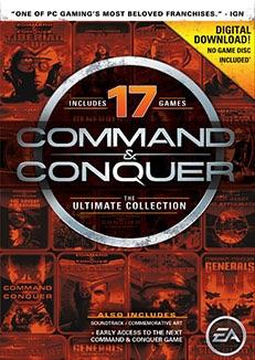 Origin: Command & Conquer La Colección Definitiva (17 juegos)