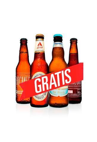 Beerhouse: BeerPack Gratis - Solo pagas el envío