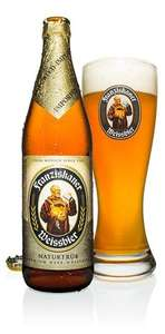 BeerHouse: 24 cervezas de trigo Franziskaner + Cucapa Pa Todos (12)