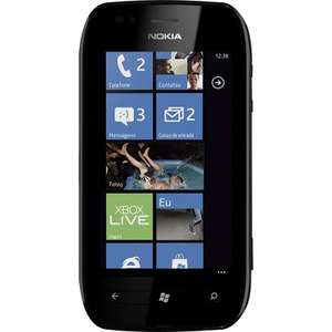 Audioonline: Smarthphone Lumia 710 $1299