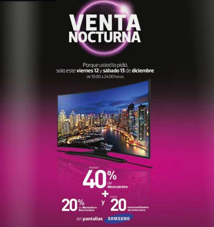Liverpool: ofertas de la venta nocturna en teles, cámaras y tablets Samsung y electrodomésicos Oster