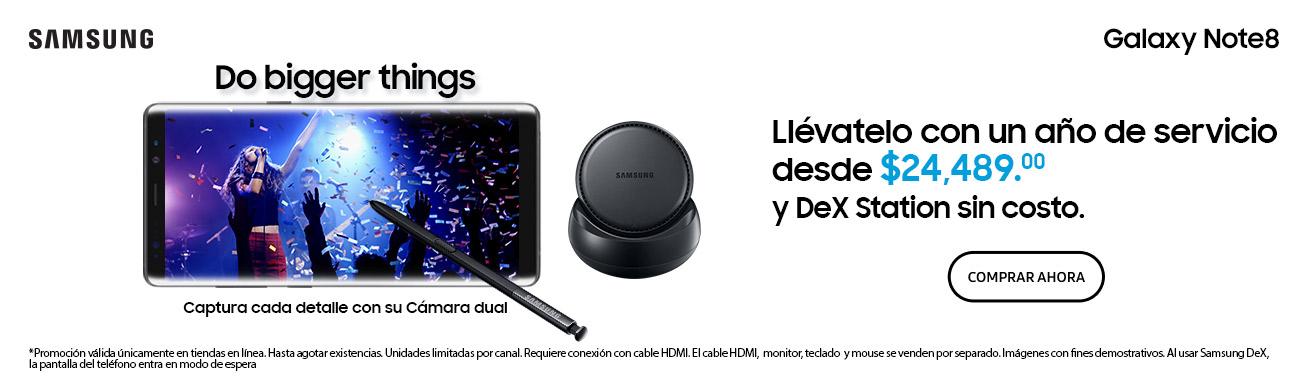 AT&T: Samsung Galaxy Note 8