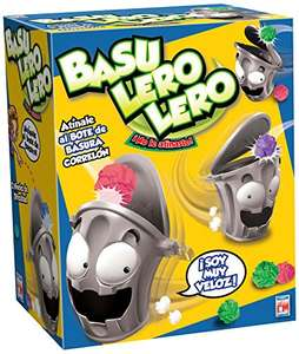 Amazon: Juego de mesa Basu Lero Lero