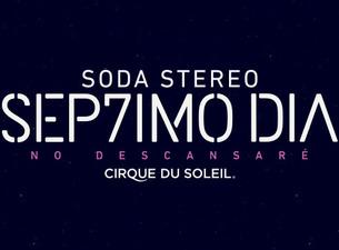 Ticketmaster: SEP7IMO DIA - No Descansaré de Cirque du Soleil 20% de descuento en zona ZOOM