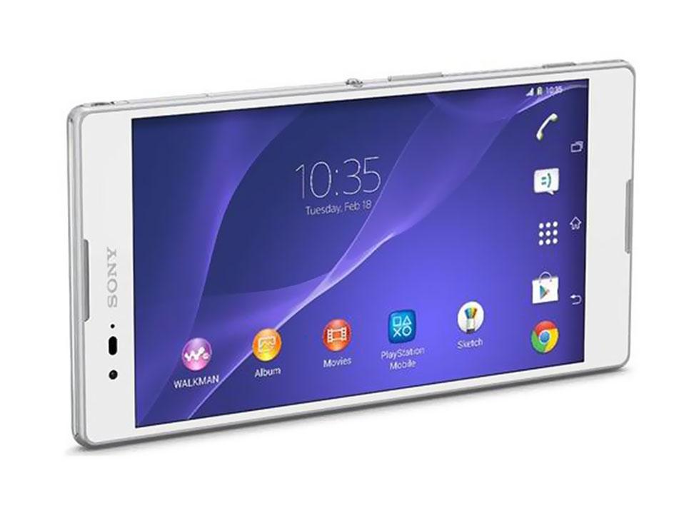 Liverpool: Sony Xperia T2 Ultra Blanco Telcel $3,999