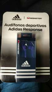 City Club Colima: Audifonos Adidas Sport by Monster