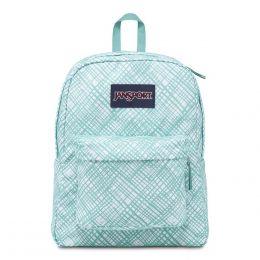 Sears: Mochila Backpack Superbreak Jansport varios diseños
