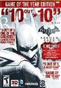 GameRush: Batman Arkham City- game of year $280