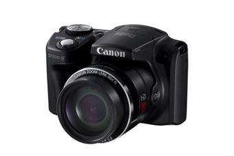 Tienda Canon: Powershot SX500 IS Reacondicionada y Tripié de Regalo