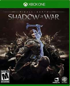 Game Planet: Middle Earth: Shadow of War para Xbox One