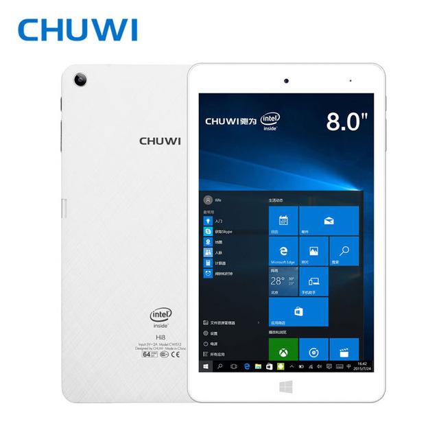 Aliexpress: CHUWI Hi8 Pro Dual