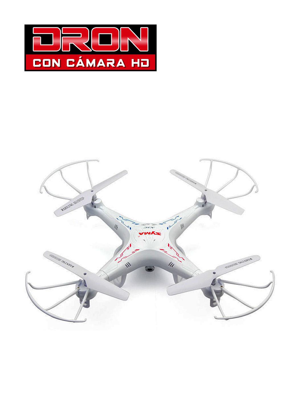 clickOnero: Dron Quadcoptero con cámara HD a $1,599 + $800 de bonificación en Winbits