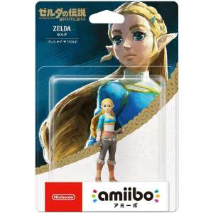 Sears: Amiibos de Zelda breath of the wild
