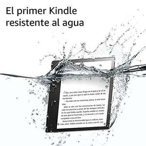 Amazon: nuevo Kindle Oasis con 12 meses sin intereses